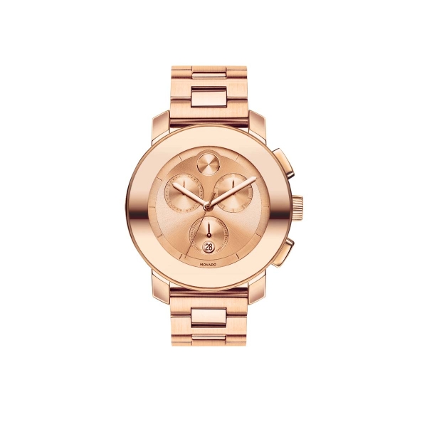 8dcd01830 Mid-size Movado BOLD Chronograph, 3600077 | Movado Watches from Montica  Jewelry | Coral Gables, FL